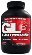 GL3 L-Glutamine (525 gr) - фото 4071