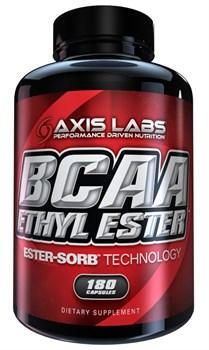 BCAA Ethyl Ester (180 caps) - фото 4075