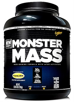 Monster Mass (2700 gr) - фото 4109