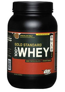 100% Whey Protein Gold Standard (943 gr) - фото 4209