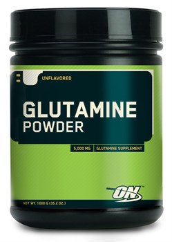 Glutamine Powder (1000 gr) - фото 4238
