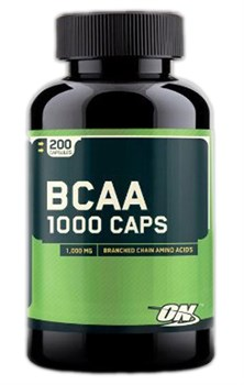 BCAA 1000 Caps (200 caps) - фото 4239