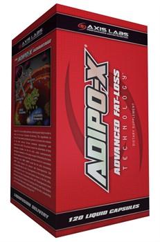 Adipo-X (120 caps) - фото 4336