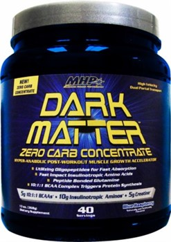 Dark Matter Zero Carb (368 gr) - фото 4669