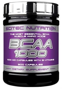 BCAA 1000 (300 caps) - фото 4740