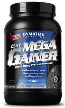 Elite Mega Gainer (1399 gr) - фото 4837