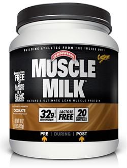 Muscle Milk (455 gr) - фото 4886