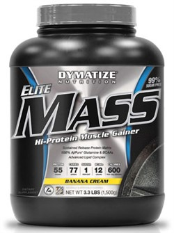 Elite Mass Gainer (1500 gr) - фото 4923