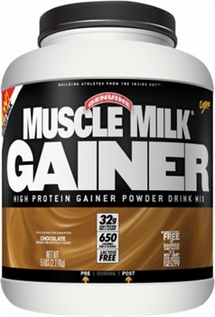 Muscle Milk Gainer (2268-2270) - фото 4938