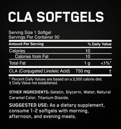 CLA (90 softgels) - фото 4999