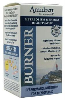 Amidren Burner (60 caps) - фото 5205