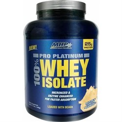 100% Whey Isolate Pro Platinum (1364 gr) - фото 5207