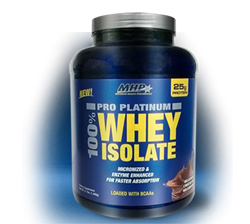 100% Whey Isolate Pro Platinum (1364 gr) - фото 5210