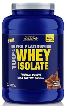 100% Whey Isolate Pro Platinum (1364 gr) - фото 5211