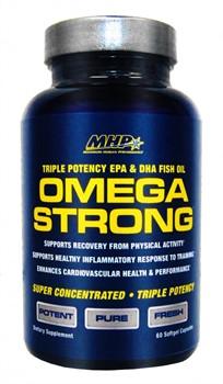 Omega Strong (60 softgel) - фото 5220