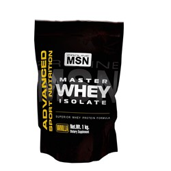 Master Whey Isolate (1000 gr) - фото 5239