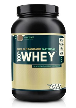 100% Whey Gold Standard Natural (864 gr) - фото 5252