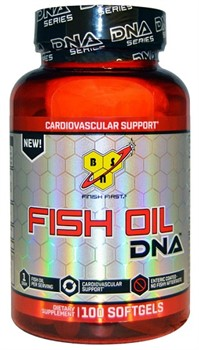 Fish Oil Dna (100 softgels) - фото 5366