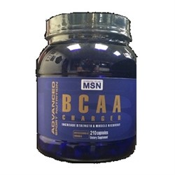 BCAA Charger (210 caps) - фото 5465