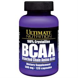 BCAA 500 (120 caps) - фото 5490