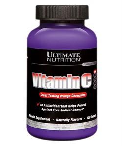 Vitamin C (120 tab) - фото 5509