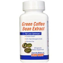 Green Coffee Bean Extract (90 caps) - фото 5527