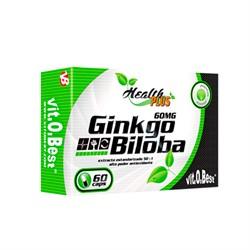 Gingko Biloba (60 caps) - фото 5738