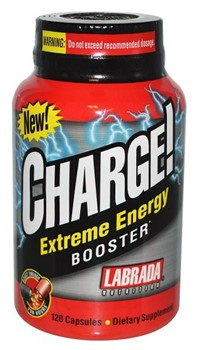 Charge! Extreme Energy Booster (120 caps) - фото 5773