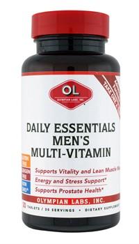 Daily Essential Mens Multi-vitamin (30 tab) - фото 5887