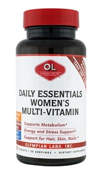 Daily Essential Womens Multi-vitamin (30 tab) - фото 5888