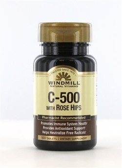 C-500 With Rose Hips (100 tab) - фото 5904