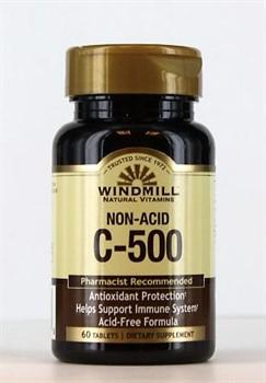 C-500 Non Asid (60 tab) - фото 5910