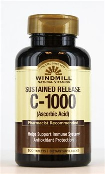 C-1000 Sustained Release (100 tab) - фото 5911
