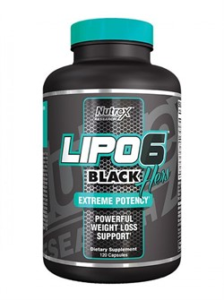 Lipo 6 Black Hers (120 caps) - фото 5955