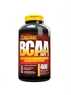BCAA (400 caps) - фото 5966