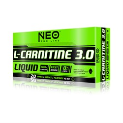 L-Carnitine 3.0 (20*10 ml) - фото 6016