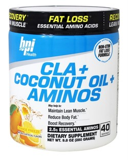 CLA + Coconut Oil + Aminos (280 gr) - фото 6038
