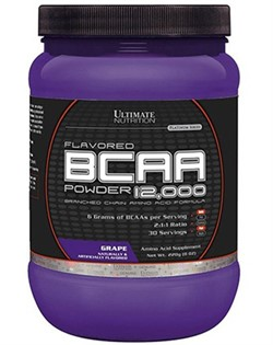 BCAA Powder 12000 (228 gr) - фото 6107