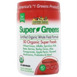 Super Greens (300 gr) - фото 6164