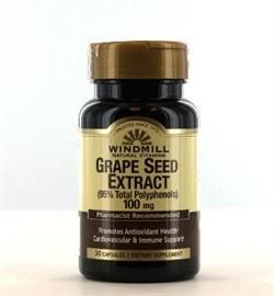 Grape Seed Extract (30 caps) - фото 6167
