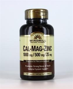 Cal-Mag-Zinc (100 tab) - фото 6180