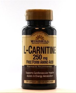 L-Carnitine (50 caps) - фото 6181