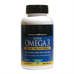 Omega 3 (50 softgel) - фото 6182