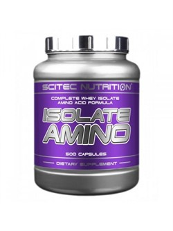 Isolate Amino (500 caps) - фото 6187
