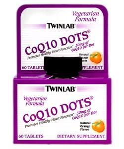 COQ10 DOTS (60 tab) - фото 6197