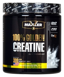 100% Golden Creatine (300 gr) - фото 6266