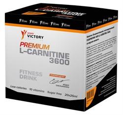 Premium L-Carnitine 3600 (20*25 ml) - фото 6277