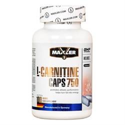 L-Carnitine 750 (100 caps) - фото 6287