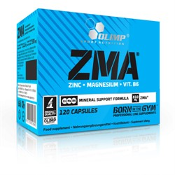 ZMA (120 caps) - фото 6336
