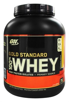 100% Whey Protein Gold Standard (2273 gr) - фото 6342